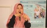 Ketua Adara Relief International, Hj. Nurjanah Hulwani, S.Ag, M.E.