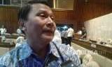 Ketua Dewan Pimpinan Pusat (DPP) Partai Keadilan Sejahtera (PKS) Mardani Ali Sera di Kompleks Parlemen Senayan, Jakarta, Selasa (28/8).