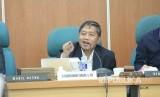 Ketua Fraksi PKS DPRD DKI Jakarta Abdurrahman Suhaimi