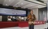 Ketua Komisi Pemberantasan Korupsi (KPK) Agus Rahardjo menjadi pembicara  dalam diskusi publik di Universitas Muhammadiyah Malang (UMM).