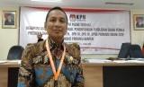 Ketua KPU Banten Wahyul Furqon
