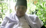 Ketua MUI Kabupaten Bogor, Kyai Ahmad Mukrie Aji.