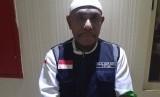 Ketua MUI Papua sekaligus anggota TPIHI Kloter 18 UPG KH Umar Bauw Al Bintuni. Dari Tanah Suci Makkah, dia mengimbau jamaah haji untuk mendoakan kondisi dan situasi di Papua agar tetap kondusif, Senin (19/8).