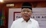 Ketua Pengurus Yayasan Dompet Dhuafa, Ismail A Said
