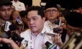 Ketua Tim Kampanye Nasional (TKN), Erick Thohir