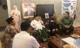 Ketua TKN Jokowi Ma'ruf Erick Thohir bersilaturahim dengan Cawapres KH Ma'ruf Amin