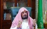 Syekh Sudais: Arab Saudi Terdepan dalam Bantuan Kemanusiaan. Ketua Umum Dewan Pimpinan Umum Urusan Masjidil Haram dan Masjid Nabawi Abdurrahman al-Sudais.