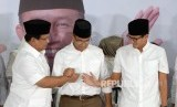 Firasat Anies Soal Kemenangan Prabowo-Sandi