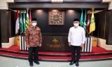 Mantan Ketum dan Zulhas Melapor ke PP Muhammadiyah