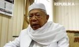 Ketua Umum Majelis Ulama Indonesia KH Ma'ruf Amin