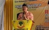 Ketua Umum Partai Berkaya,Tommy Soeharto.