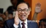 Ketua Umum Partai Keadilan Rakyat (PKR) Datuk Seri Anwar Ibrahim, resmi bebas dari hukuman penjara, Rabu (16/5).
