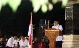 Ketua Umum PBNU, KH said Aqil Sirodj