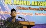 Ketua Umum Pimpinan Pusat Pemuda Muhammadiyah, Dahnil Anzar Simanjutak.