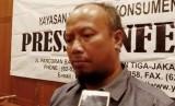 Ketua Yayasan Lembaga Konsumen Indonesia (YLKI), Tulus Abadi