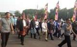 Tak Nyaman dengan Pendukung Jokowi, SBY Tinggalkan Karnaval