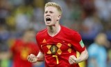 Kevin De Bruyne mengkritik undian Euro 2020.