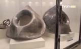 Koleksi di museum Imarat Al-Haramain Asy-Syarifain, Makkah.