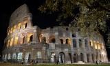 Koloseum di Roma, Italia.