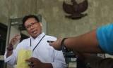 Presiden Jokowi Copot Wahyu Setiawan dengan Tidak Hormat