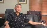 Komisioner Komisi Pemilihan Umum (KPU) Wahyu Setiawan di Kantor KPU RI, Jakarta Pusat, Selasa (2/10).