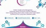 Komite Nasional Keuangan Syariah (KNKS) akan menyelenggarakan kegiatan Indonesia Islamic Economy Festival (IIEFEST) yang mengusung Tema 'Mengawal Indonesia Menjadi Kekuatan Ekonomi Syariah Dunia'. Kegiatan yang akan dilaksanakan pada Jumat (26/4) bertempat di Trans Grand Ballroom, The Trans Luxury Hotel Jalan Gatot Subroto No. 289, Bandung.