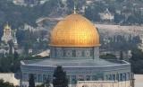 Israel Tangkap Imam Besar Masjid Al Aqsa