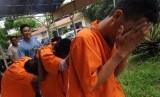 Polisi Kejar Penjambret Perwira TNI Bersepeda