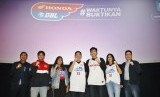 Konferensi pers Honda DBL 2019, Selasa (23/7).