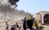 Konflik di Yaman (ilustrasi)