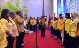 Konsolidasi kader partai di Gorontalo, Sabtu (12/1).