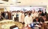 Konsulat Jenderal Republik Indonesia (KJRI) Jeddah menggelar Pelayanan Terpadu (Yandu) di Kota Suci Madinah Al-Munawarah.