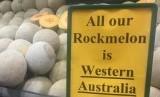 Konsumen di Australia Barat (WA) telah berhenti membeli melon meskipun pasokan di sana tidak terpengaruh oleh wabah Listeria.
