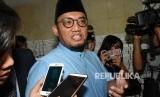 Koordinator Juru Bicara Badan Pemenangan Nasional (BPN) pasangan capres cawapres Prabowo Subianto-Sandiaga Uno, Dahnil Aznar Simanjuntak.