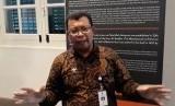 Koordinator Tourist Guide Unit Pengelola Museum Kesejarahan Jakarta, Amat Kusaini
