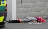 Korban penembakan di masjid Christchurch, Selandia Baru, Jumat, (15/3/2019).