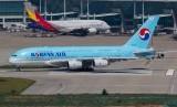 Pramugari Korean Air rute penerbangan Seoul-Los Angeles positif terinfeksi Corona. Ilustrasi.