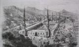 Kota Madinah tempo dulu (Ilustrasi)
