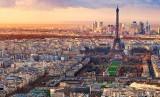 Kota Paris, Prancis.