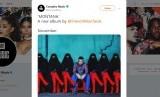 Kover album penyanyi rap Muslim yan