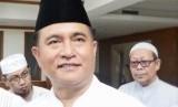 Kuasa hukum pasangan Capres Jokowi-Ma'ruf Amin, Yusril Ihza Mahendra