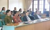 Kursus dekan Asia Tenggara yang digelar di Universitas Gadjah Mada (UGM).