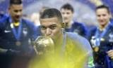 Deretan Pesepakbola Peraih Penghargaan di Piala Dunia 2018