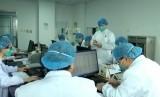 Laboratorium medis di Cina (Ilustrasi)