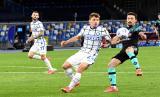 Napoli Sementara Unggul 1-0 atas Inter Milan