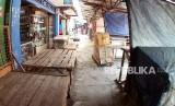 Lapak PKL Cicadas, Kota Bandung