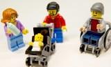 Mini figure Lego. Desainer figurin mini Lego, Jens Nygaard Knudsen, meninggal dunia.