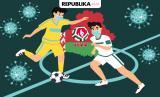 Liga Belarusia tetap menjalankan kompetisi ditengah wabah virus corona.