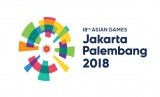 Logo Asian Games 2018