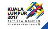 Logo SEA Games/ASEAN Para Games 2017
